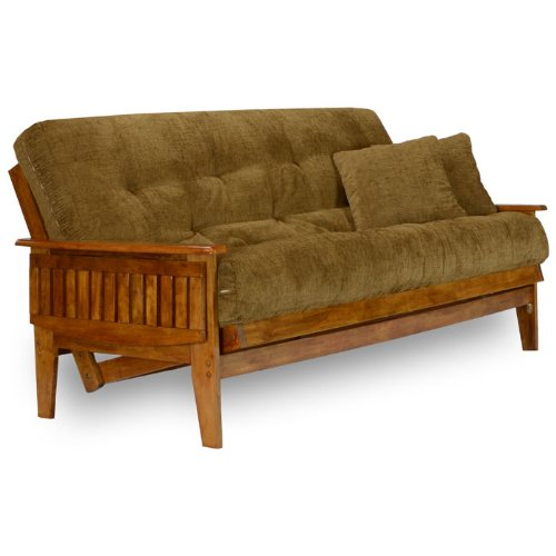 Best Price Nirvana Futons Eastridge Wood Futon Frame