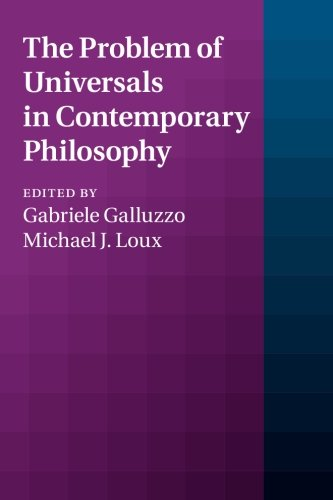 The Problem of Universals in Contemporary Philosophy por Gabriele Galluzzo