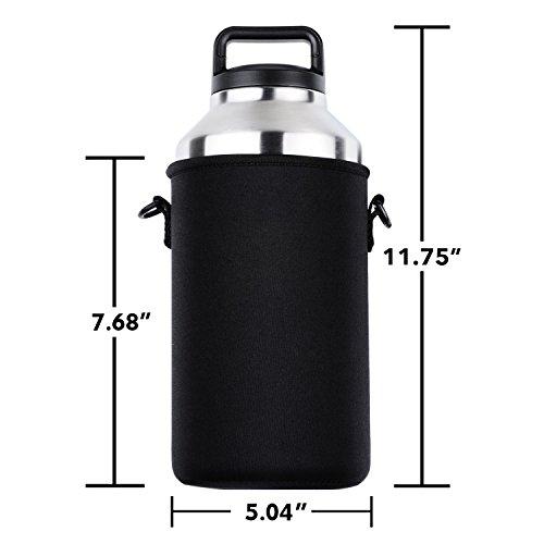 Youkee Bottle Sleeve For Yeti Rambler Insulation Neoprene Tumbler