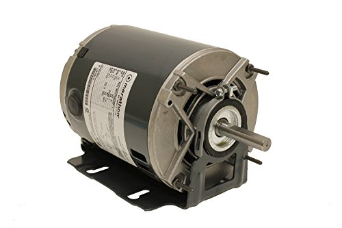 - Marathon 48S17D2055 Belt Drive Motor, 1 Split Phase, Open Drip Proof, Resilient Ring Mount, Ball Bearing, 1/4 hp, 1725 RPM, 1 Speed, 115 VAC, 48YZ Frame