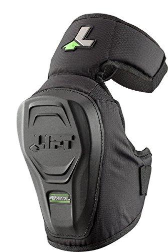 lift-safety-hardshell-pivotal-knee-guard-black-one-size