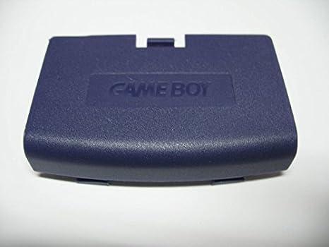 Carcasa para Nintendo Gameboy Advance GBA, Color Azul Oscuro ...