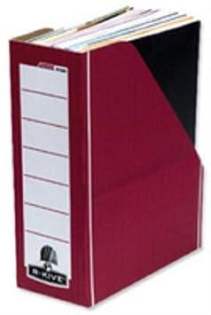 Bankers Box Premium Portariviste, Blu, Confezione da 10 Pezzi Fellowes 722904