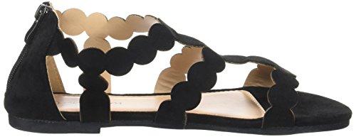 By Shoes -Sandalias para Mujer Negro