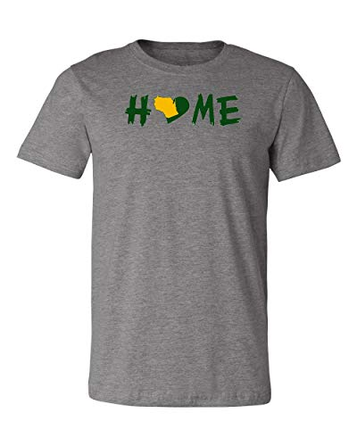 Hometown Hoodies Super Clubs (M, 4XL, Deep Heather) - Home - Old Fashions Up North Tee
