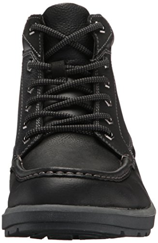 Men's Dr Mateo Shoes Boot Chukka Scholl's Black SSqZEwzx