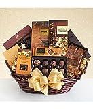 Grand Godiva Gift Basket for Mom