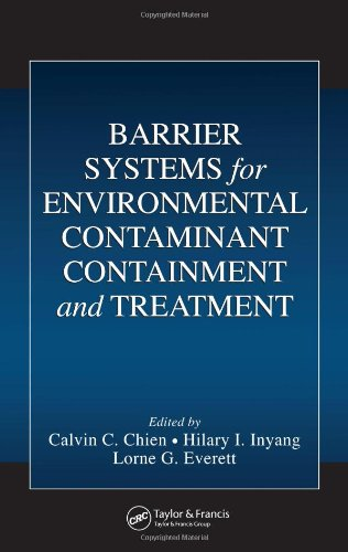 Barrier Systems for Environmental Contaminant Containment and Treatment