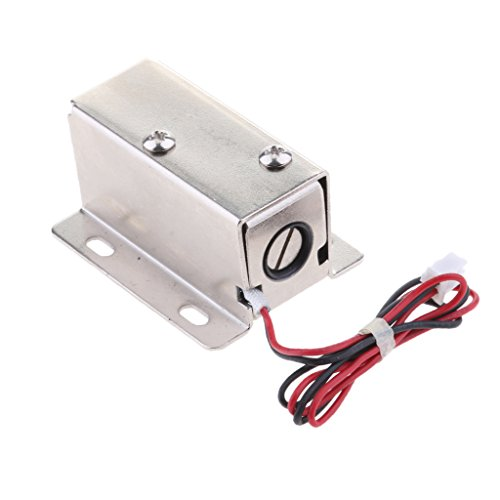 MagiDeal Premium Electrical Magnetic Lock for Doors Cabinets Gates Lockers 24V/0.52A Parts by Unknown (Image #5)