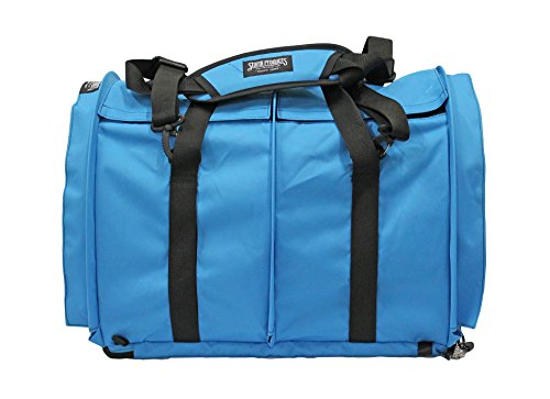 d09e9818c1 STURDI PRODUCTS SturdiBag Double Sided Divided Pet Carrier, X-Large, Blue  Jay
