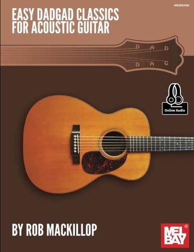 (Easy DADGAD Classics for Acoustic Guitar)