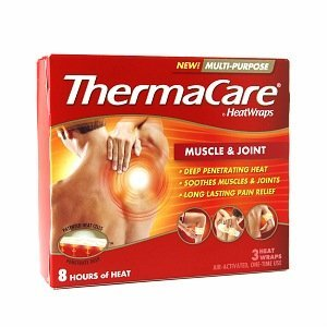 THERMACARE MSCLE/JNT HEAT WRAP 3