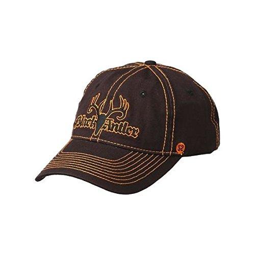 Sideswipe Hat - Black Antler Mens Cap Sideswipe OSFM Black