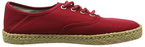 Vans Authentic ESP, Women's Low-Top Sneakers Red (Chili Pepper)