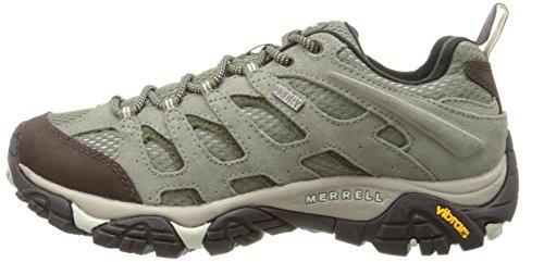 Merrell Women's Moab Waterproof Hiking Shoe, Granite, 9 M US by Merrell (Image #5)