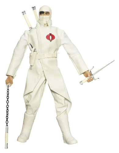 Gi Joe Movie Ninja Storm Shadow Figure, 12
