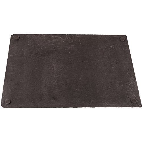 4 Sizes to Choose:  Large Stone Age Slate cheese boards (12''x16'' Serving Platter) with Soap Stone Chalk by Stone Age Slate (Image #5)