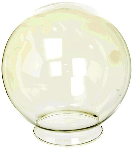 Wellington 8570500 Westinghouse Glass Globe Fitter Smoke, 6""