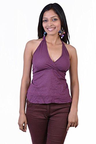 Jaipur Kala Kendra - Camisas - para mujer morado