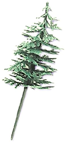 oasis-supply-evergreen-trees-cupcake-cake-decorating-picks-2-inch-green-set-of-12