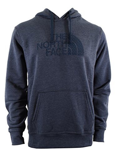 The North Face Men's International Collection Pullover Hoodie, Cosmic Blue Heather Small
