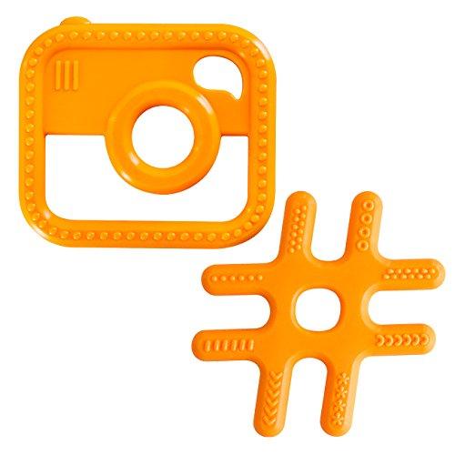 Ulubulu HashTag Teether Camera Combo
