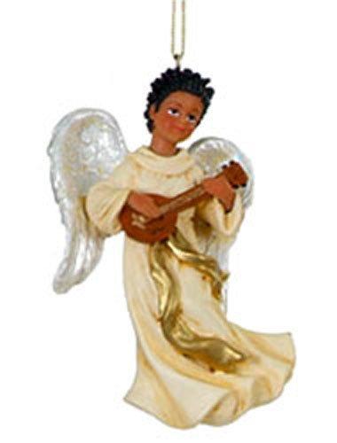 black christmas angels ornaments 50010006b - Black Christmas Angels