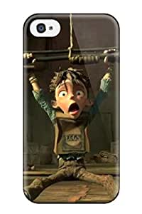 New Arrival Premium 4/4s Case Cover For Iphone (the Boxtrolls)