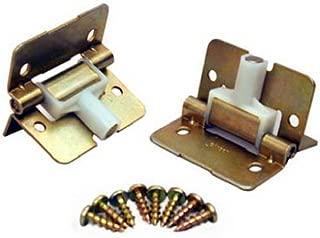 product image for Johnson Hardware 1703PPK2 Shock Absorbing Folding Door Panel Hinge