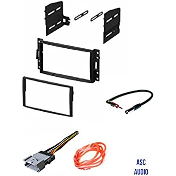Amazon.com: Stereo Install Dash Kit Hummer H3 2005 05 2006 ...