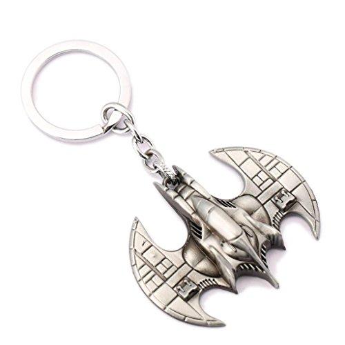 Outlander Gear DC Comics Batman Batwing Keychain Includes Gift Box -