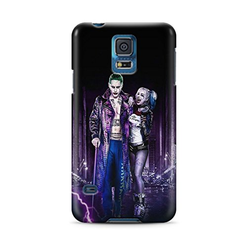 Harley Quinn for Samsung Galaxy S5 Hard Case Cover (harl28) (Poison Ivy Galaxy S5 Case)