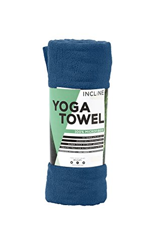 Incline Fit Microfiber Yoga Towel