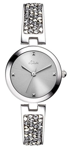 s.Oliver - Analog quartz Wristwatch, Stainless Steel