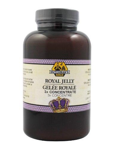 Royal Jelly Powder - 225 gram - by Dutchman's Gold by Dutchman's Gold