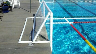Water Polo Junior Goal, High-Grade and Inflatable