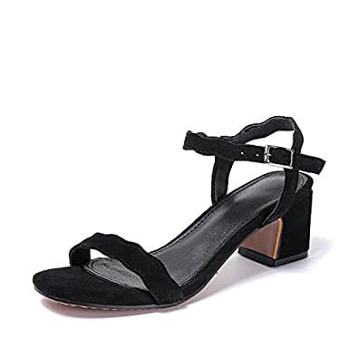 3394da3abf0 weiwei Women s Fashion Summer Sandals