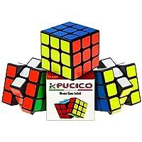 Pucico Cubo magico 3x3 Original Speedcube de Ultima generacion   Cube Profesional Puzzle de Velocidad Juego Mental para…