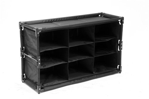 Origami Everything Organizer - Black Origami Rack RSF-01