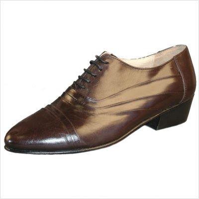 Cap Toe Bal Oxford - Giorgio Brutini 24485 Mens Double Folded Cap Toe Bal Oxford Shoes,Black,6.5W
