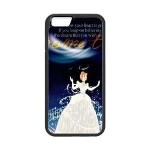 Cinderella II Dreams Come True iPhone 6 Plus 5.5 Inch Cell Phone Case Black LMS3833727