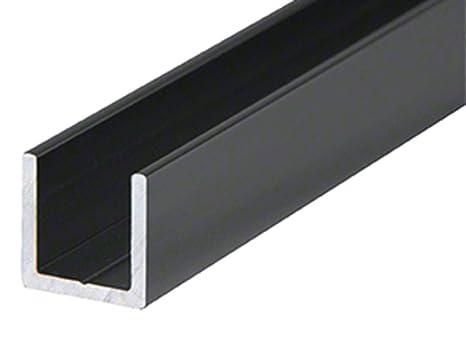CRL Flat Black 3/8