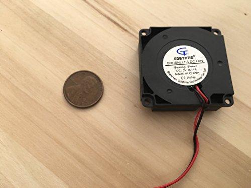 40 mm centrifugal fan - 8