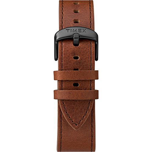 Timex-Mens-Mod-44-Leather-Strap-Watch