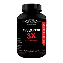 Sinew Nutrition Natural Fat Burner 3X