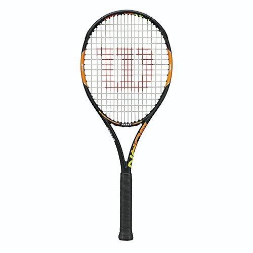 輸入品 テニスラケットWilson Burn 100 Tennis Racquet, [並行輸入品] Tennis 4 Burn 1/8-Inch [並行輸入品] B01GFD0122, リコメン堂ファッション館:bd380f1e --- cgt-tbc.fr