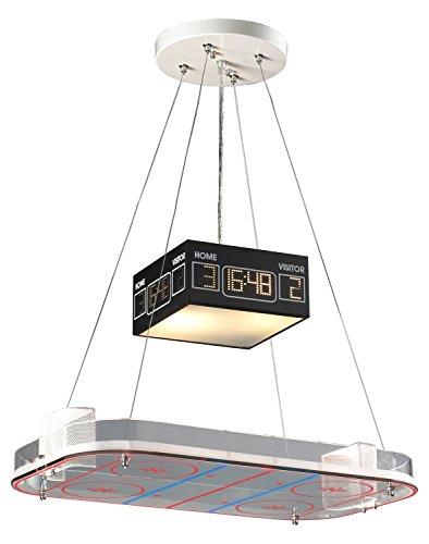Hockey Pendant Light - 2