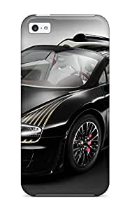 Hot Case Cover Protector Specially Made For Iphone 5c Bugatti Veyron Grand Sport Vitesse Legend Black Bess 2014 5318383K30741791