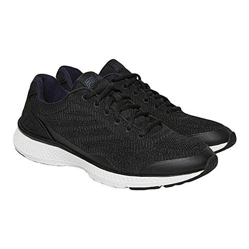 Fila Men's Memory Foam Athletic Running Shoes (10.5, -