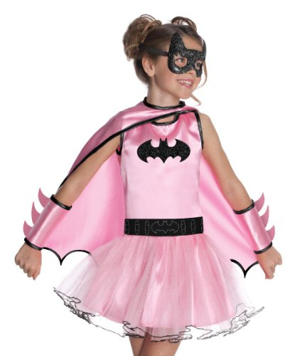 Bat Themed Costume (Rubie's Costume Co Batgirl Tutu Costume, Medium, Medium)